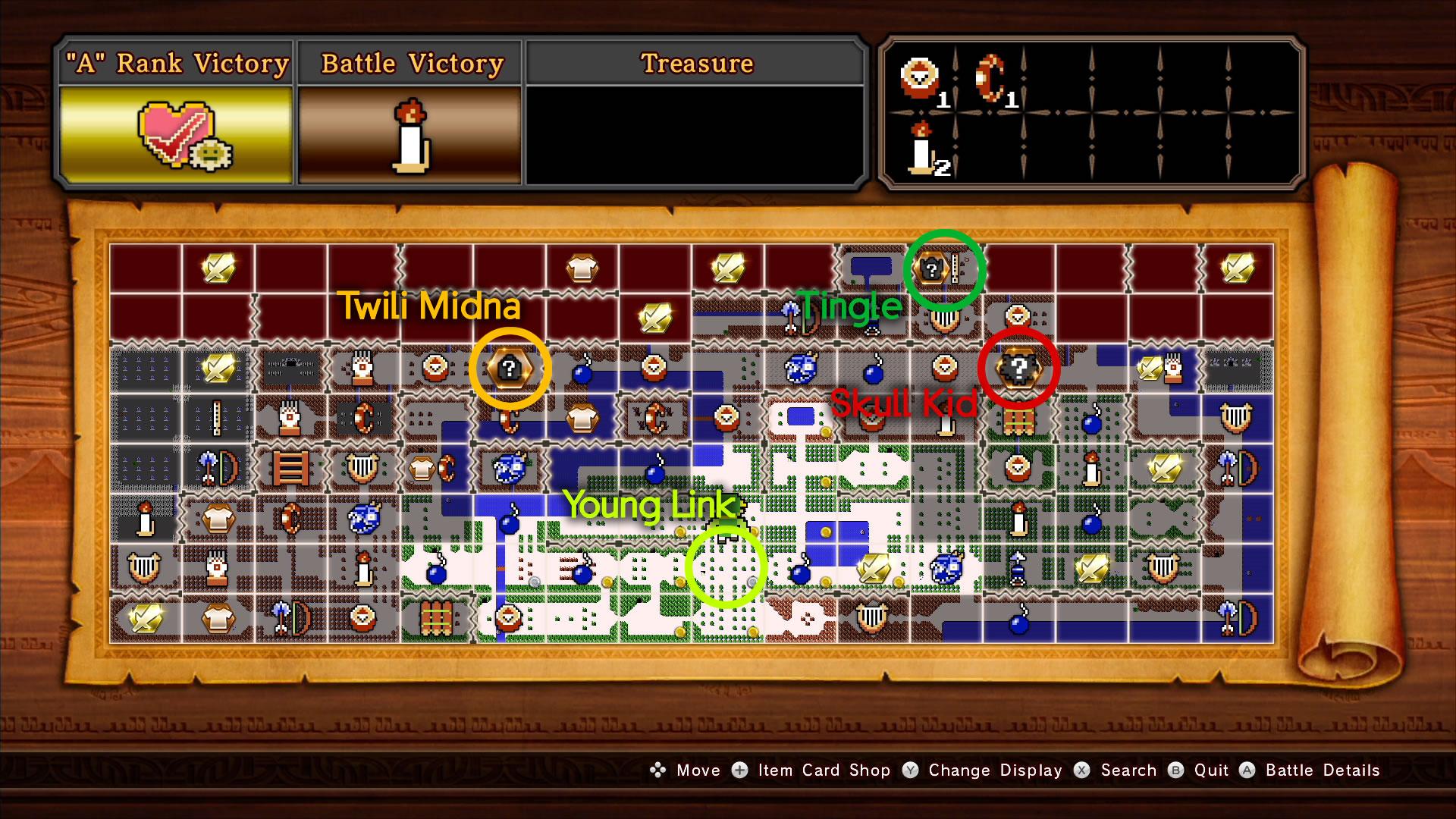 Hyrule Warriors Definitive Edition Adventure Map High Poweraffiliate